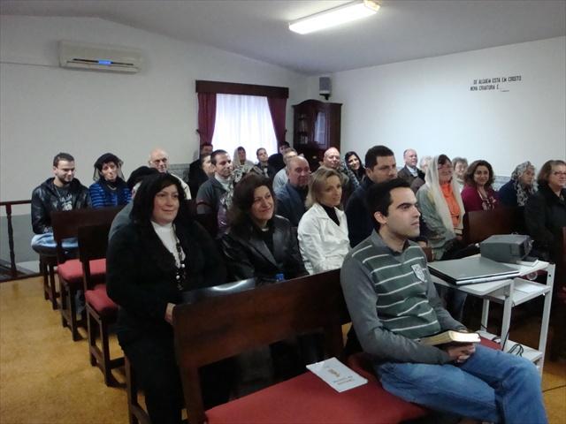 Esta a ver fotografias da seguinte categoria VISITA DE DOV AVNON A PORTUGAL